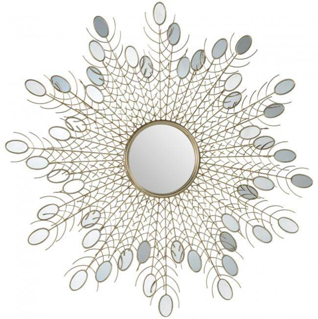 Renwil Rosemary Mirror - Dia - 44.5'' x 1.25''D
